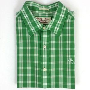 Original Penguin Classic Fit Short Sleeve Shirt